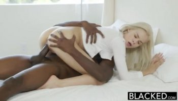 Miss Simone merges with strongest and biggest dick in her fucking life